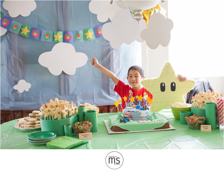 Mario luigi dream team birthday party margarette sia - Luigi mario party ...