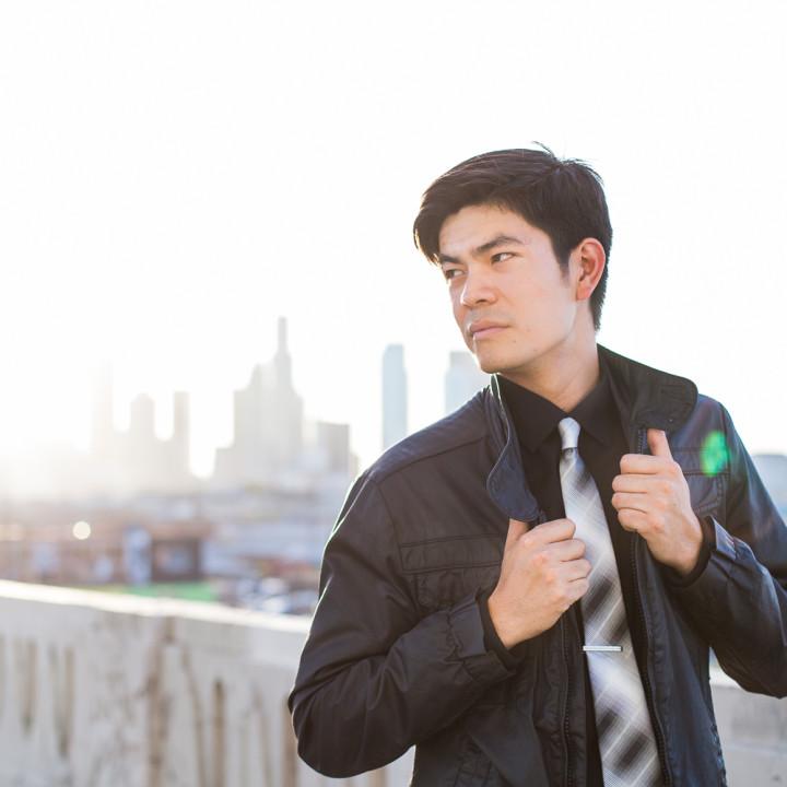 Sneak Peek: Josh's Senior Grad Portraits | Los Angeles, CA