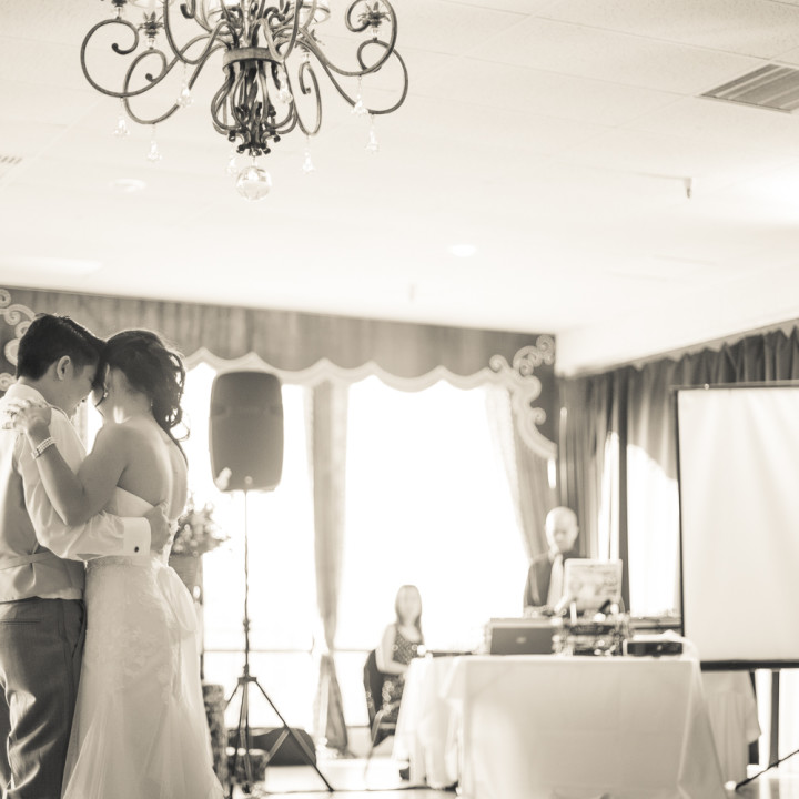 Melissa & Kenny Wedding Preview: The First Dance | Royal Vista Golf Course in Chino Hills, CA