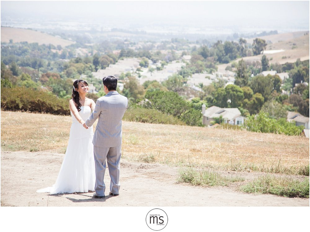 Melissa & Kenny Lifesong Chino Hills Royal Vista Golf Course Wedding Margarette Sia Photography_0014