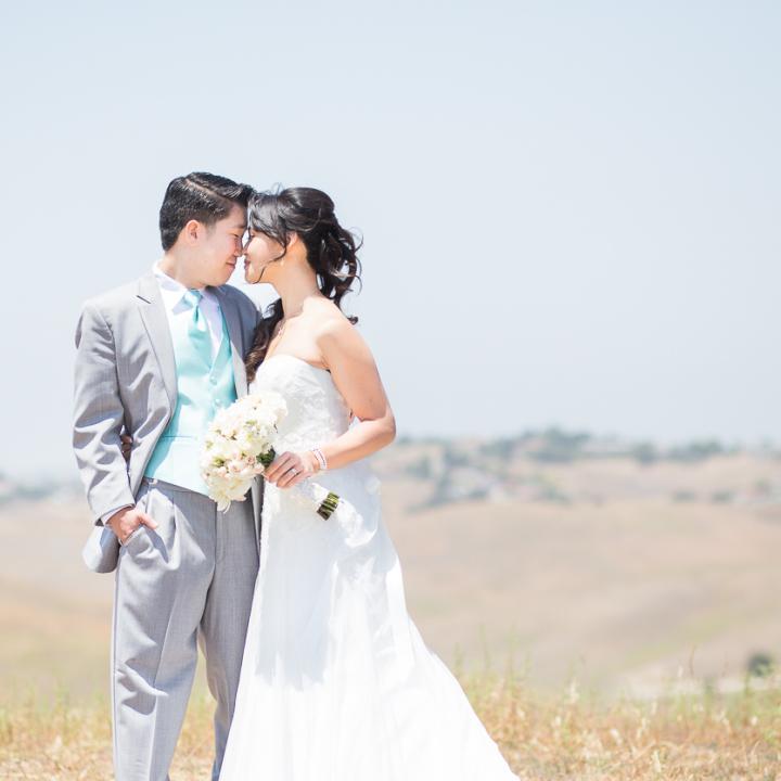 Melissa & Kenny Wedding | LifeSong Church & Royal Vista Golf Club in Chino Hills, CA