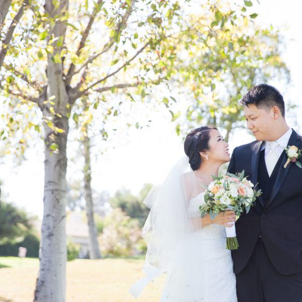 Eric & Emmeline's Wedding | Irvine Presbyterian Church & Turnip Rose Celebrations, CA