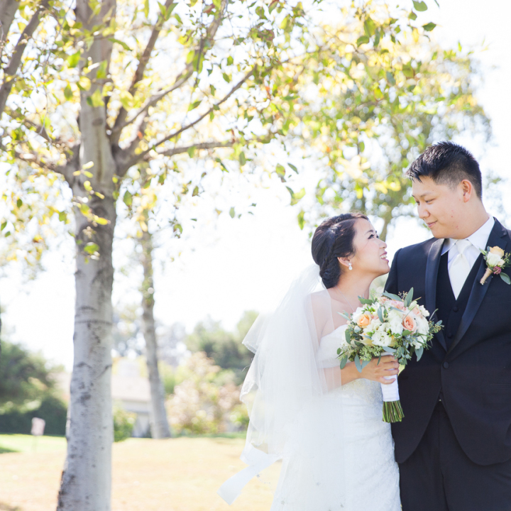 Eric & Emmeline's Wedding | Irvine Presbyterian Church & Turnip Rose Celebrations, CA