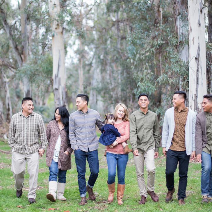 Sabio Family Portraits | Glen Arbor Park in Murrieta, CA