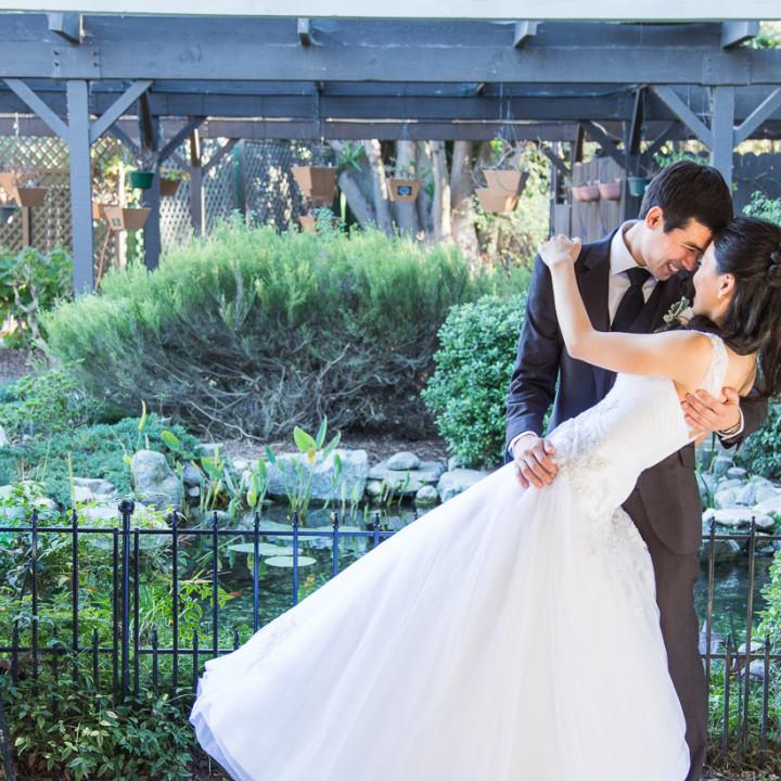 Andrew & Rosa's Wedding | Rolling Hills Estate, CA
