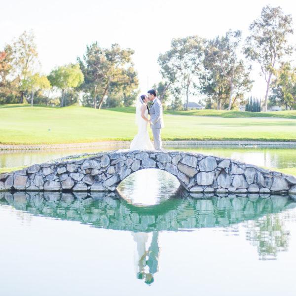 Charles & Sarah's Alta Vista Country Club Wedding | Placentia, CA