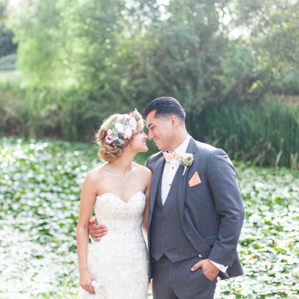 Claudia & Hector's Wedding | Oak Creek Golf Club in Irvine, CA