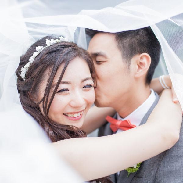 Brian & Karen's Irvine Wedding || University of California Irvine