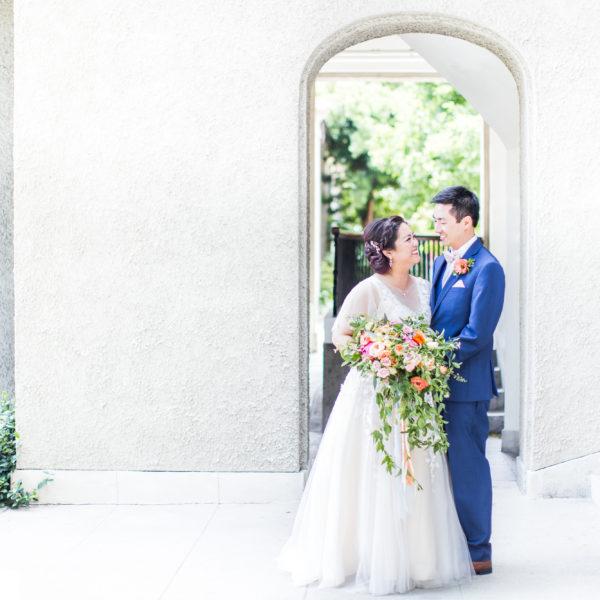 Lois & Vincent's Claremont Wedding | Little Bridges